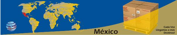 Envíos a Mexico desde Orlando