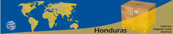 Envíos a Honduras desde Orlando