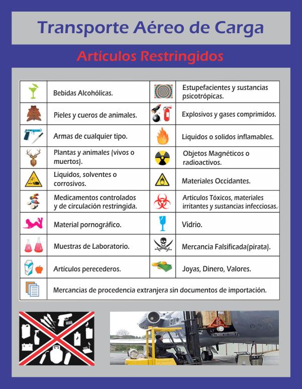 restricciones-en-envios-de-carga-y-paqueteria-aerea-desde-orlando-a-colombia-mexico-venezuela-globalenvia